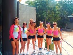 Cheerleading Competition, Brisbane Australia